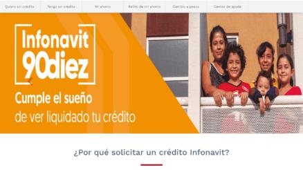 Mi espacio Infonavit: Consulta los trámites y servicios 8