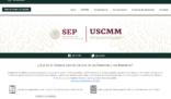 Servicio profesional docente: Convocatorias y consulta de resultados