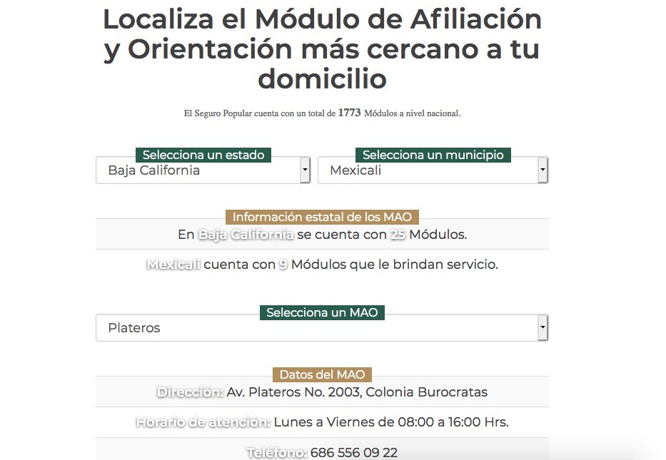 Requisitos para afiliarse al seguro popular en tu localidad 12