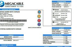 Recibo Megacable: Consulta y métodos de pago