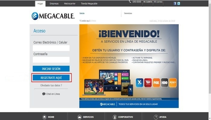 Recibo Megacable: Consulta y métodos de pago 1