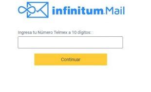 Mi correo Telmex: Cómo activar el servicio Infinitum Mail
