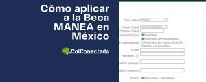 Requisitos para aplicar a la Beca de intercambio MANEA