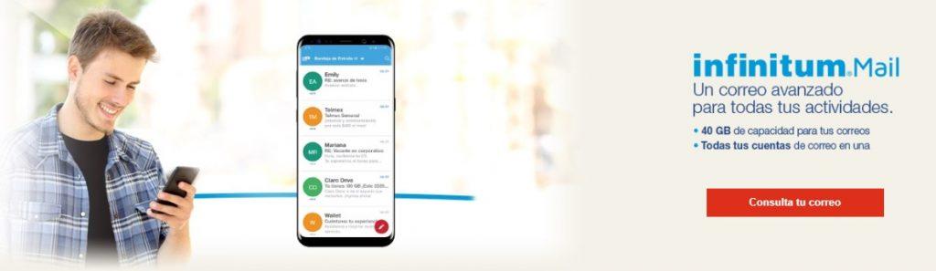 Mi correo Telmex: Cómo activar el servicio Infinitum Mail 2