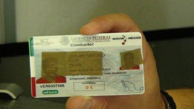 Requisitos para obtener el duplicado de la licencia federal 16
