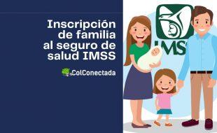 Inscripción al seguro de salud en el IMSS sin seguridad social