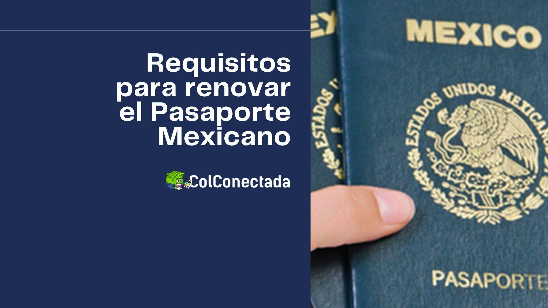 Proceso para renovar el pasaporte ordinario en mayores de edad 12