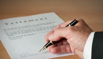 Proceso y requisitos para tramitar un testamento en México