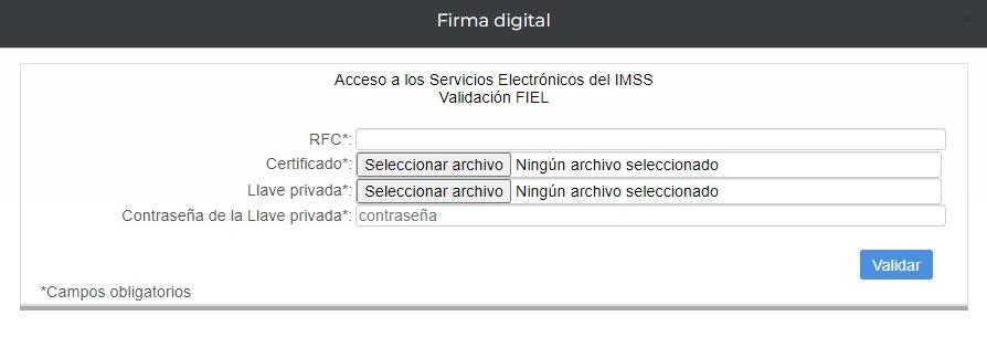 el IMSS