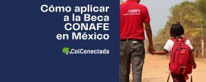 Beca CONAFE: Requisitos y proceso para aplicar en línea