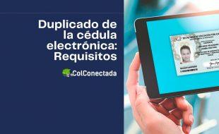 Solicitar el duplicado de la cédula profesional electrónica