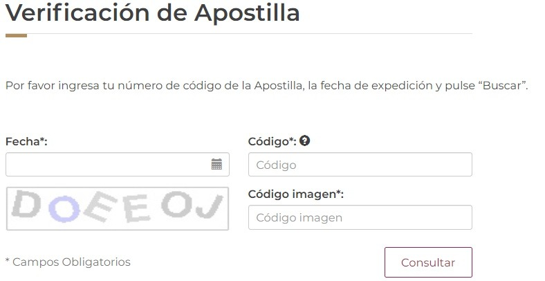 apostillar