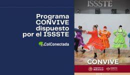 Inscripción al programa Convive para pensionados del ISSSTE
