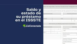 Consulte el saldo pendiente y estado de su préstamo ISSSTE
