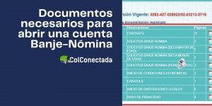 BANJERCITO: Pasos para abrir una cuenta Banje-Nómina