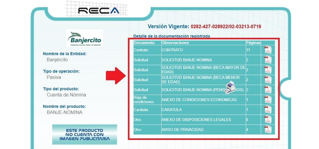 BANJERCITO: Pasos para abrir una cuenta Banje-Nómina 2