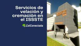 Cómo contratar servicios de velación y cremación del ISSSTE