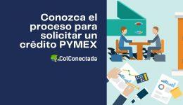 Procedimiento para solicitar un crédito PYMEX en México