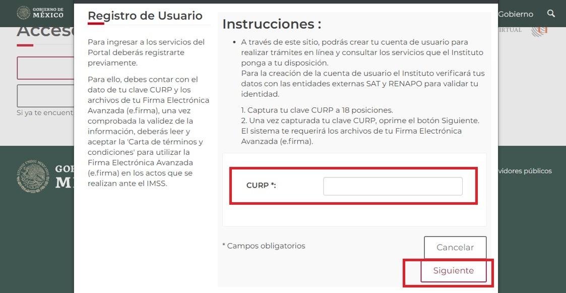 Registro de concubinos como derechohabientes en el IMSS 3