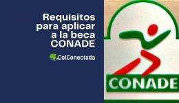 Pasos para aplicar a la beca CONADE en línea (Para deportistas)