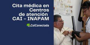 Cómo solicitar servicios de atención médica en el INAPAM